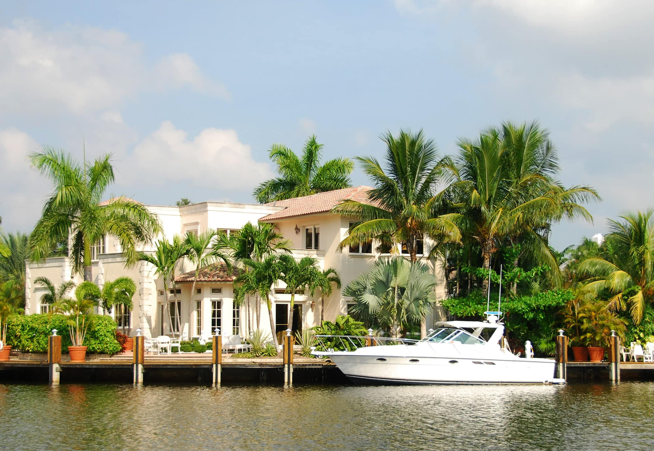 Waterfront Home FL